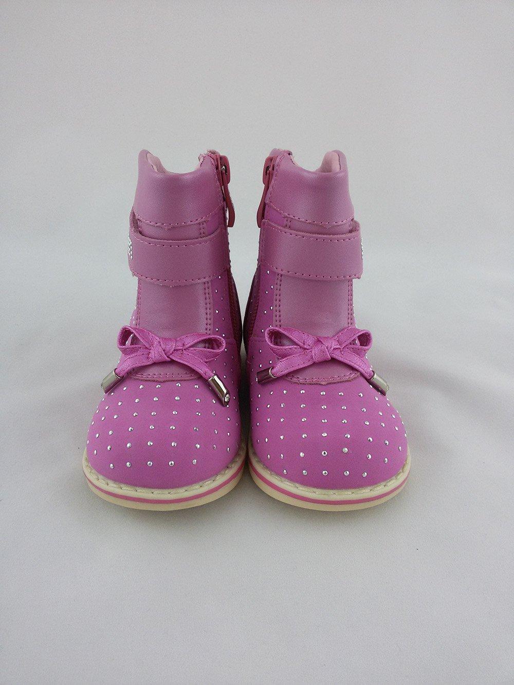 a411f06f7 Ботинки для девочки Tоm.m от интернет-магазина Сандалики в Екатеринбурге