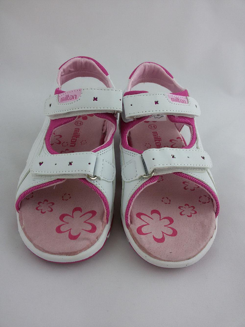 697e8955 туфли открытые Milton от интернет-магазина Сандалики в Екатеринбурге